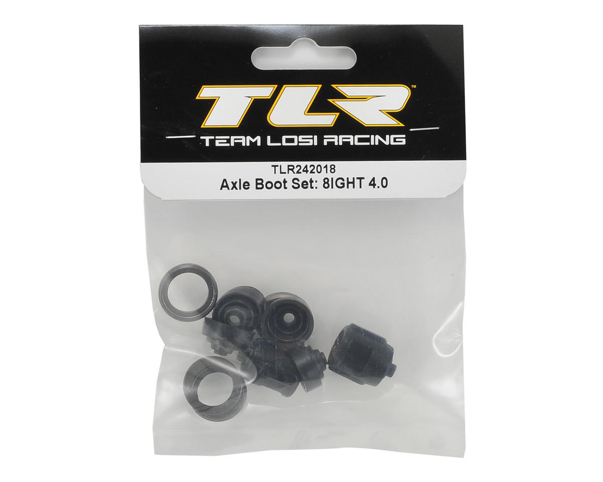 Team Losi Racing 8IGHT 4.0 Axle Boot Set