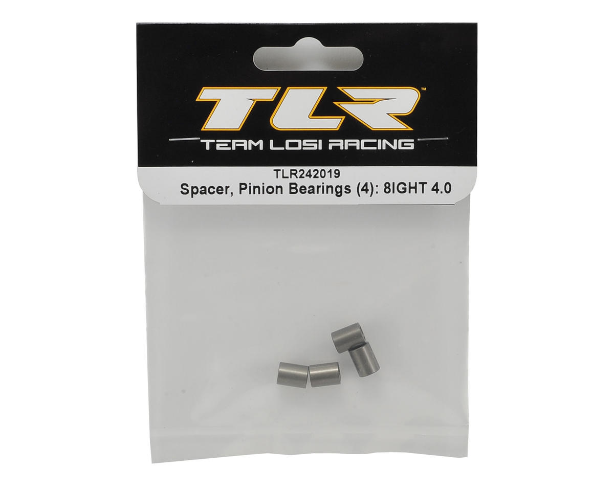 Team Losi Racing 8IGHT 4.0 Pinion Bearing Spacer (4)