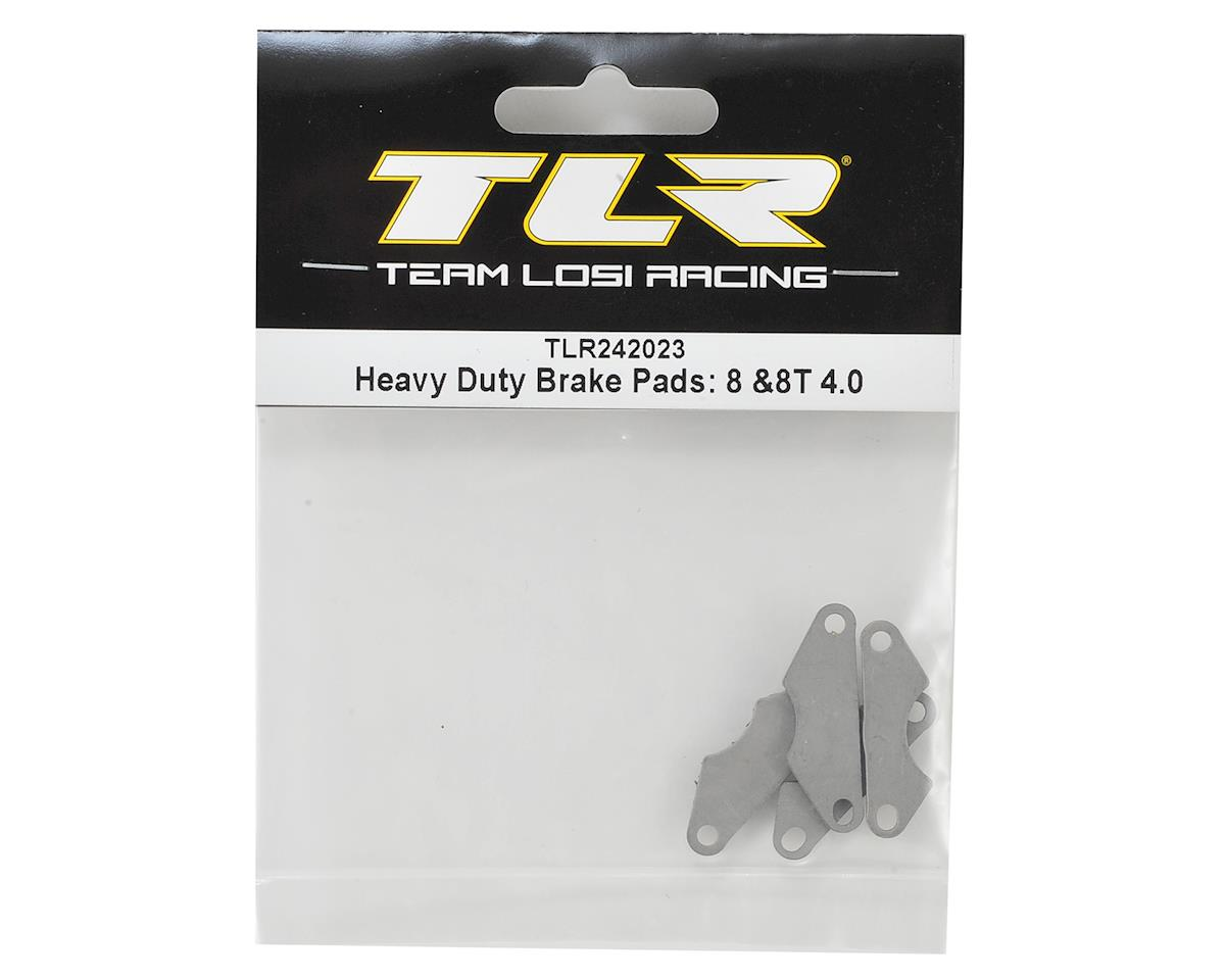 Team Losi Racing 8IGHT/8IGHT-T 4.0 Heavy Duty Brake Pads