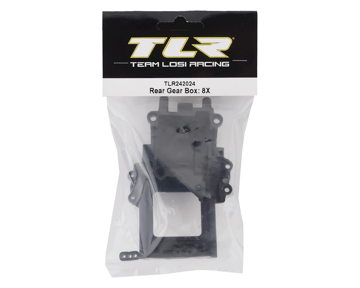 Team Losi Racing 8IGHT-X Rear Gear Box