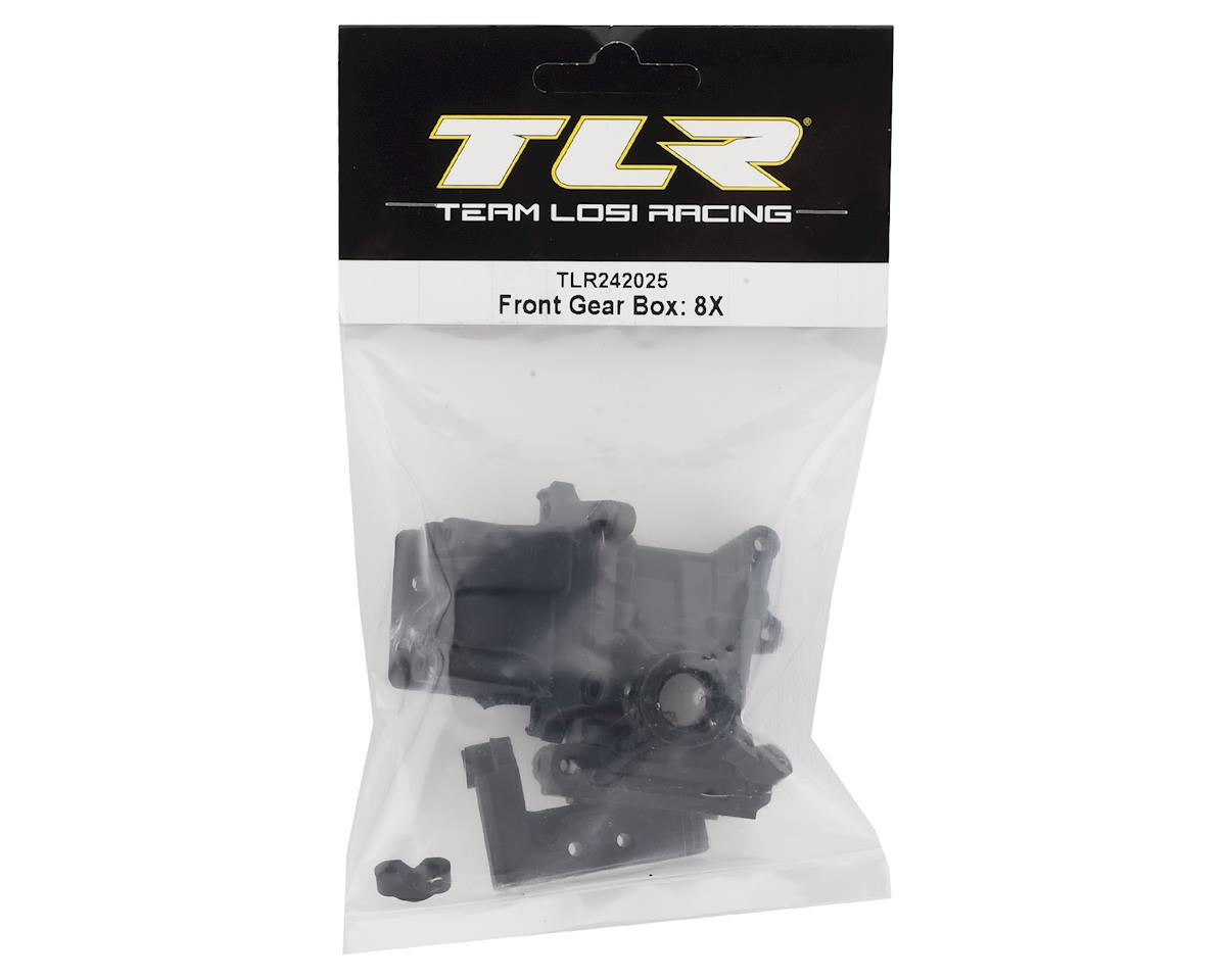 Team Losi Racing 8IGHT-X Front Gear Box Set