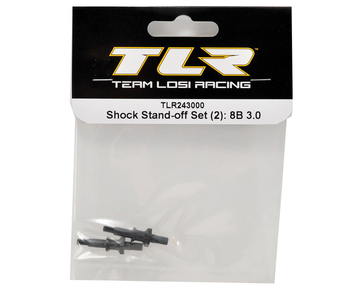 Team Losi Racing Shock Standoff Set (2)