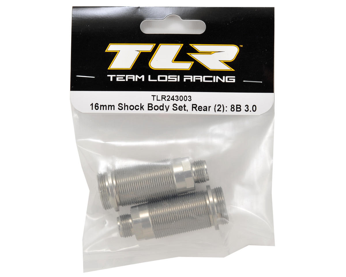 Team Losi Racing 16mm Shock Body (2)
