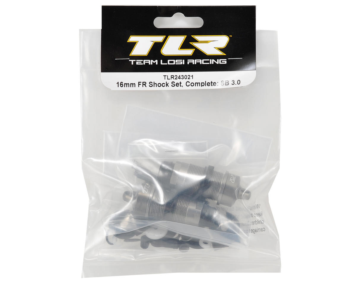 Team Losi Racing 16mm Front Shock Set
