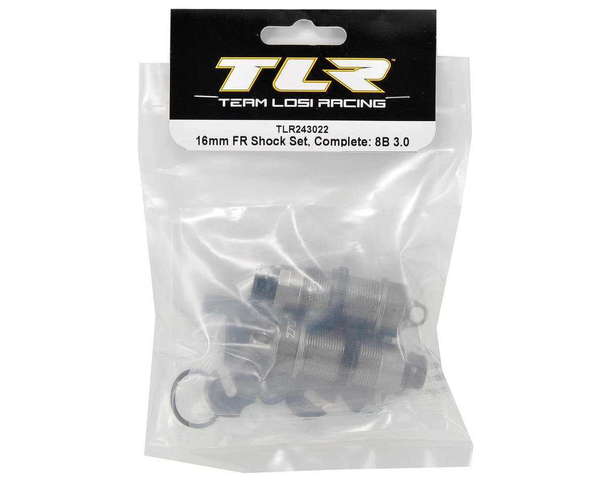 Team Losi Racing 16mm Rear Shock Set