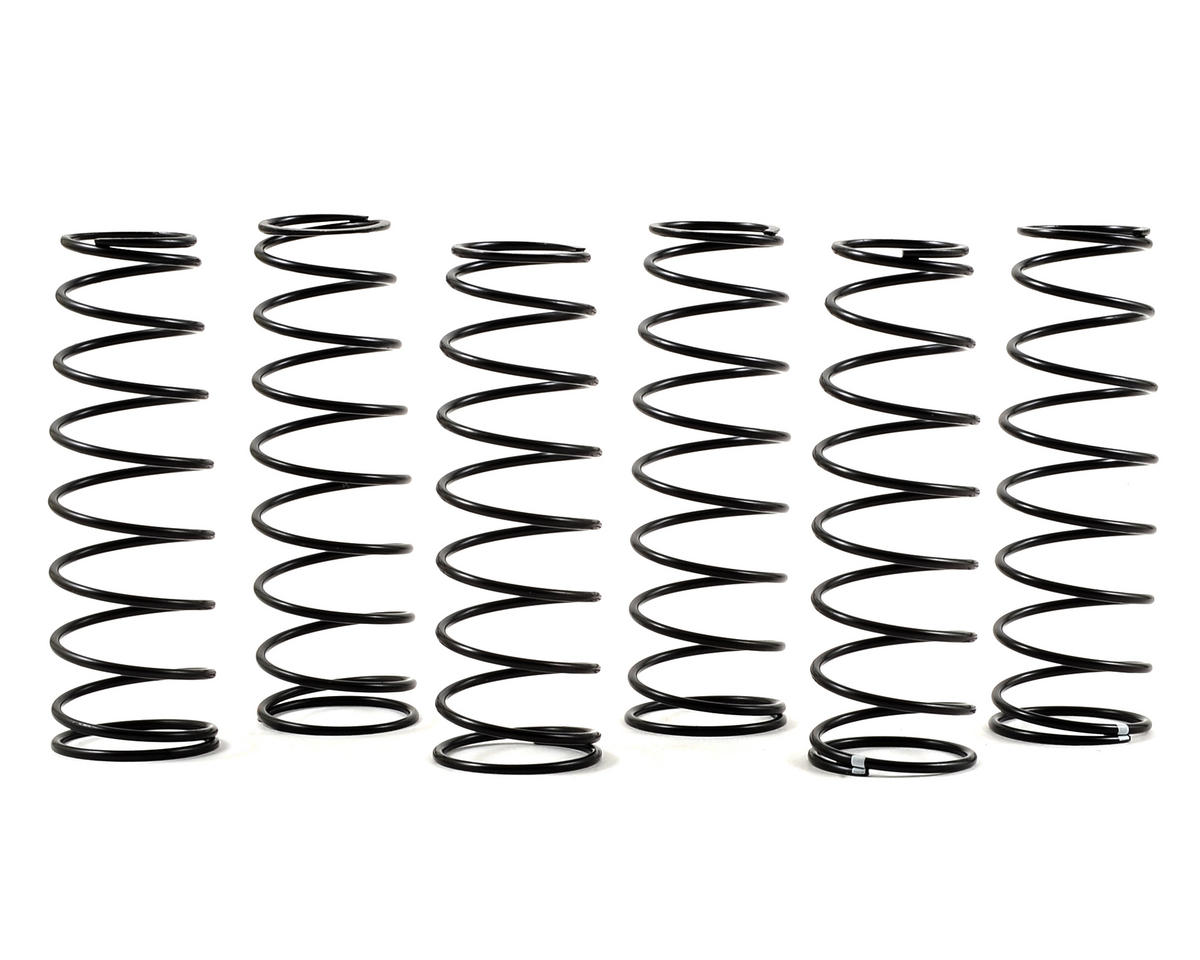 Team Losi Racing 16mm Rear 8IGHT-T 4.0 Shock Spring Set (3 pair)