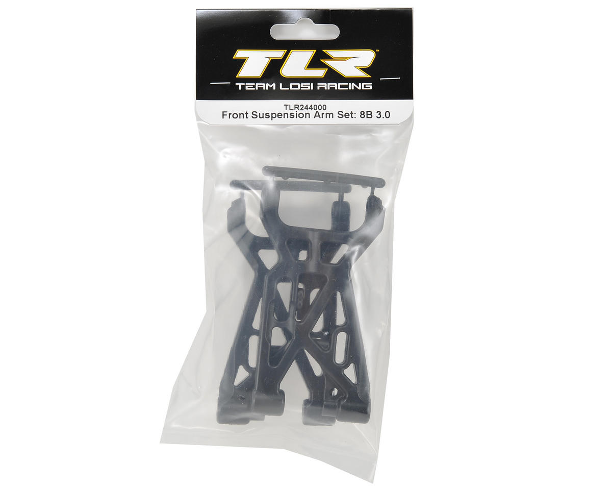 Team Losi Racing Front Suspension Arm Set