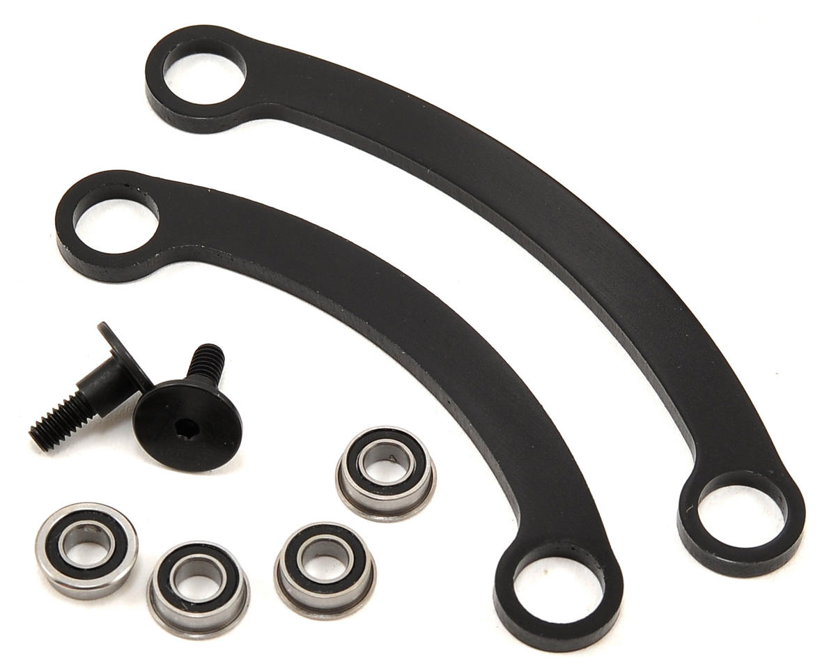 Steering Rack Set w/Hardware by Team Losi Racing