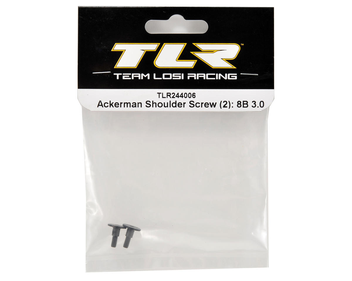 Team Losi Racing Ackerman Shoulder Screw (2)