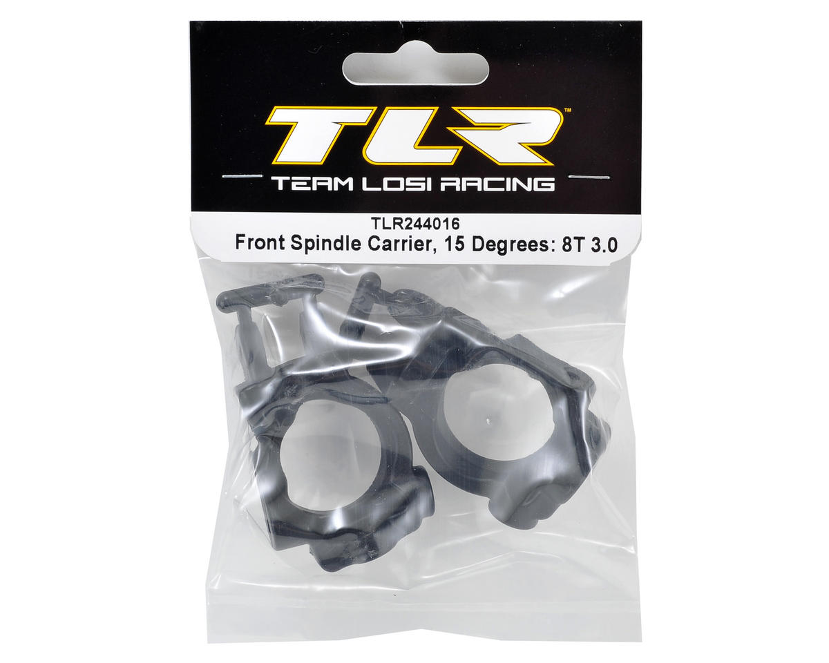 Team Losi Racing 8IGHT-T 3.0 15° Front Spindle Carrier