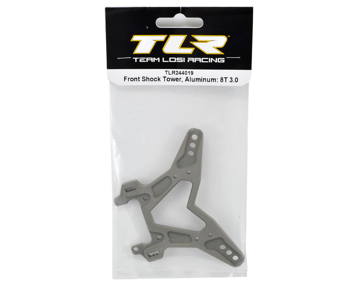 Team Losi Racing 8IGHT-T 3.0 Aluminum Front Shock Tower
