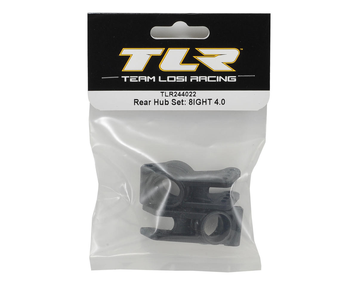 Team Losi Racing 8IGHT 4.0 Rear Hub Set