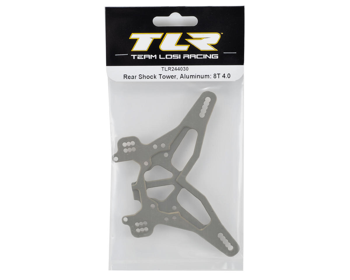 Team Losi Racing 8IGHT-T 4.0 Aluminum Rear Shock Tower