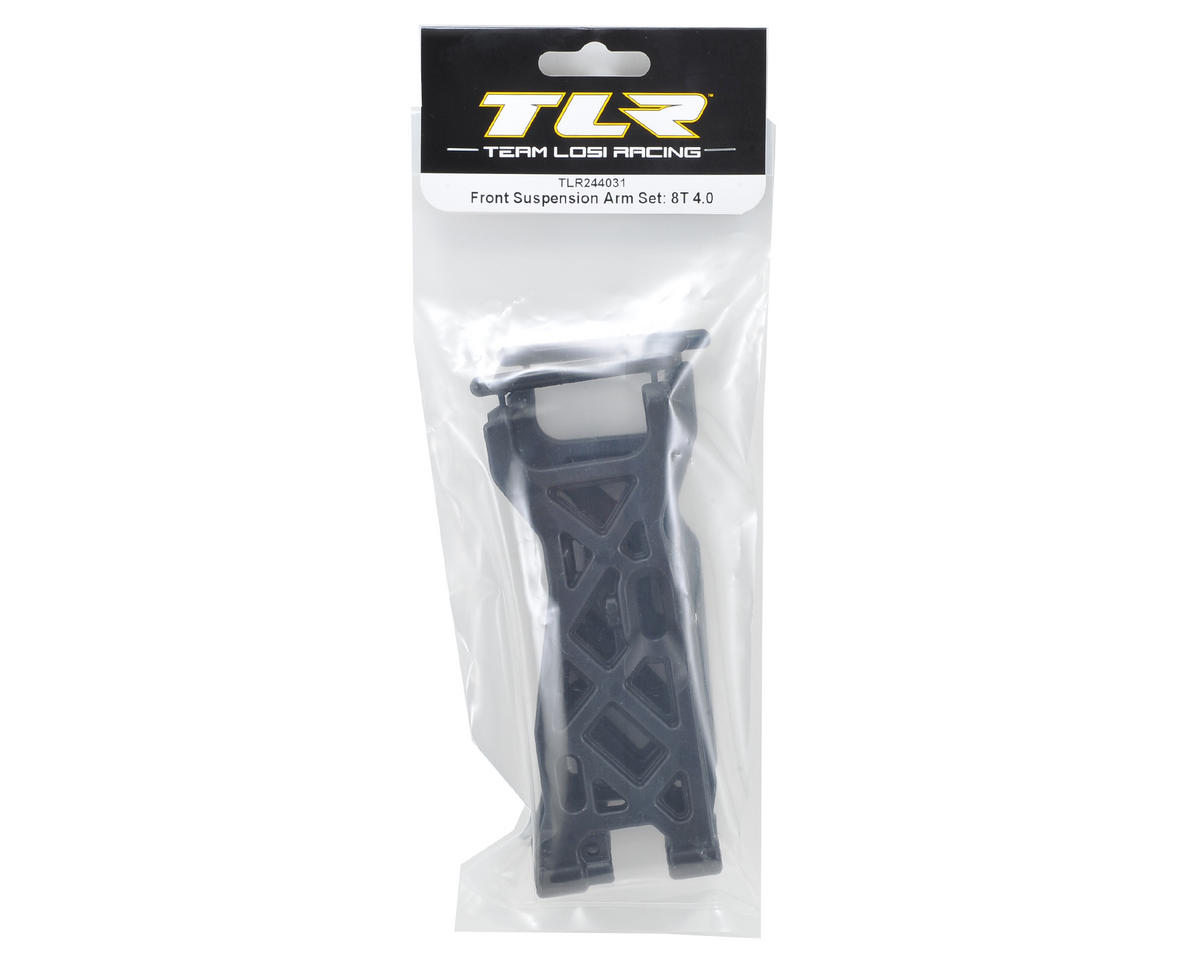 Team Losi Racing 8IGHT-T 4.0 Front Suspension Arm Set