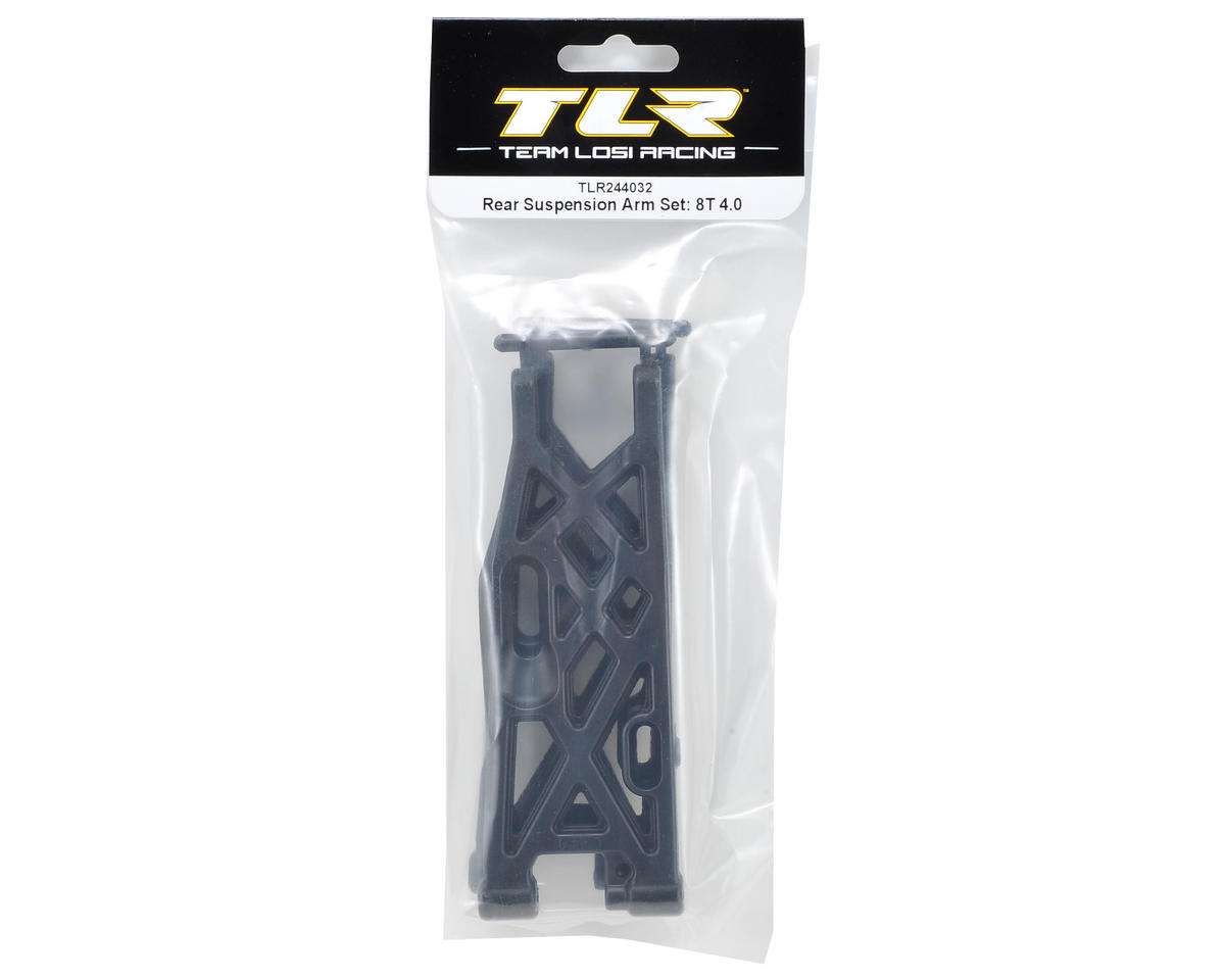 Team Losi Racing 8IGHT-T 4.0 Rear Suspension Arm Set