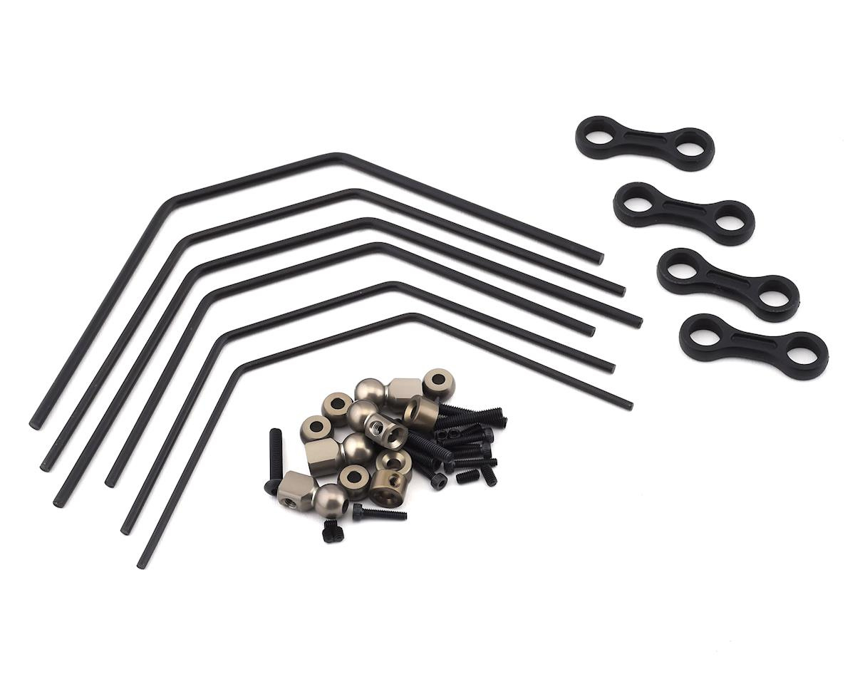 Team Losi Racing 8IGHT-X Anti Roll Sway Bar & Mounting Hardware Set