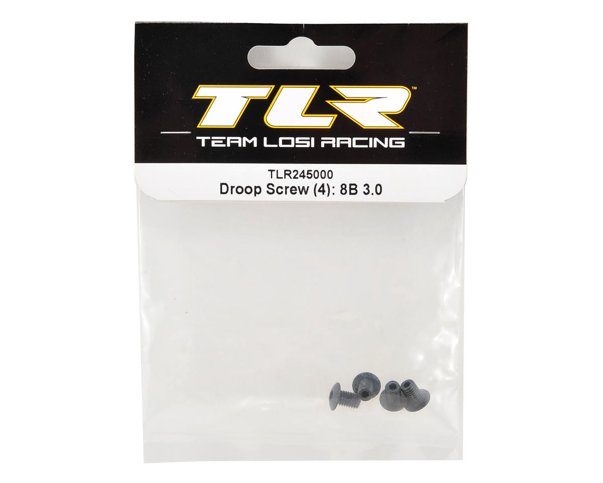 Team Losi Racing Droop Screw (4)