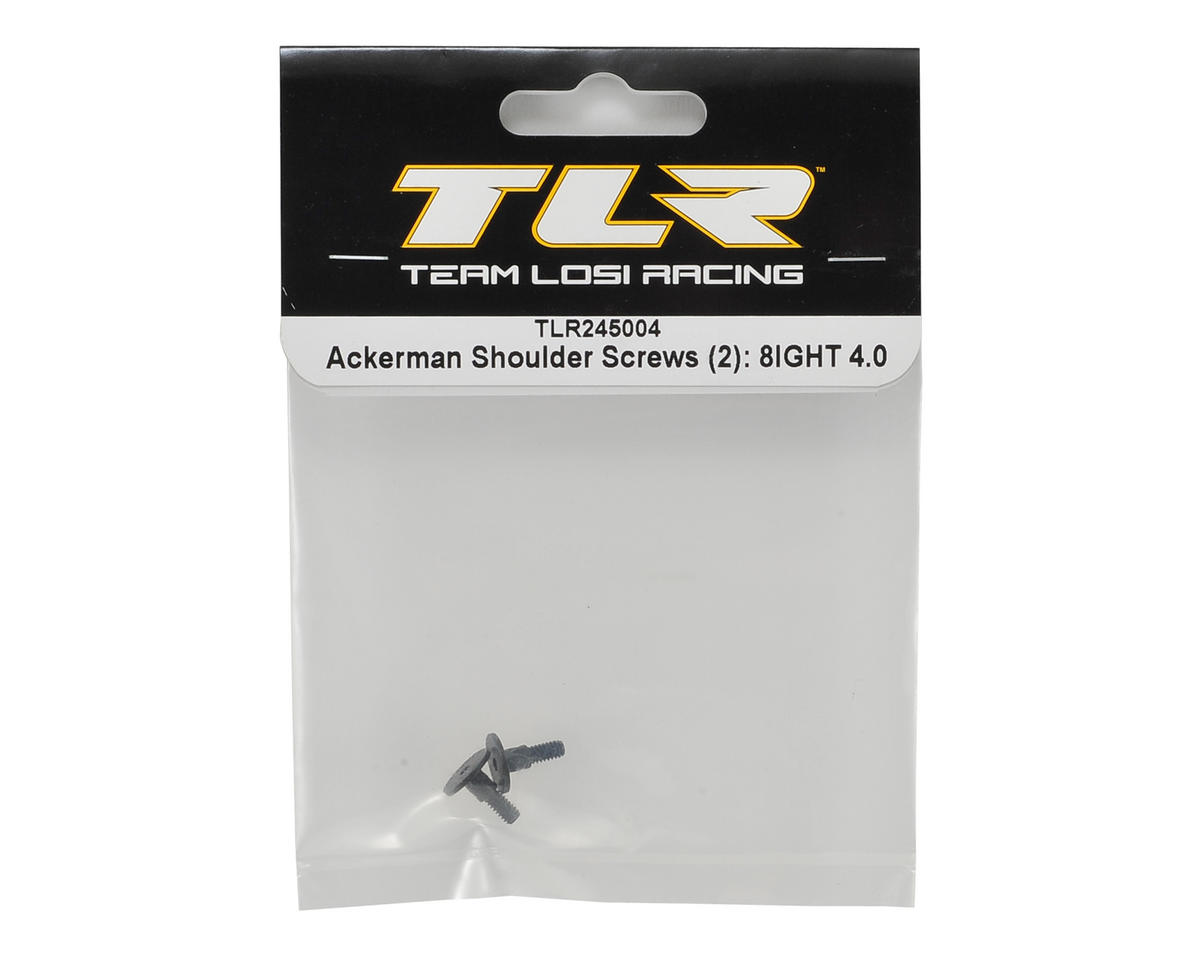 Team Losi Racing 8IGHT 4.0 Ackerman Shoulder Screws (4)