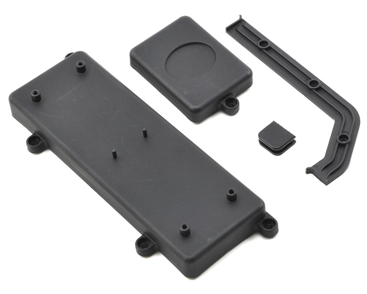 Team Losi Racing 5IVE-B Radio Tray Cover Set