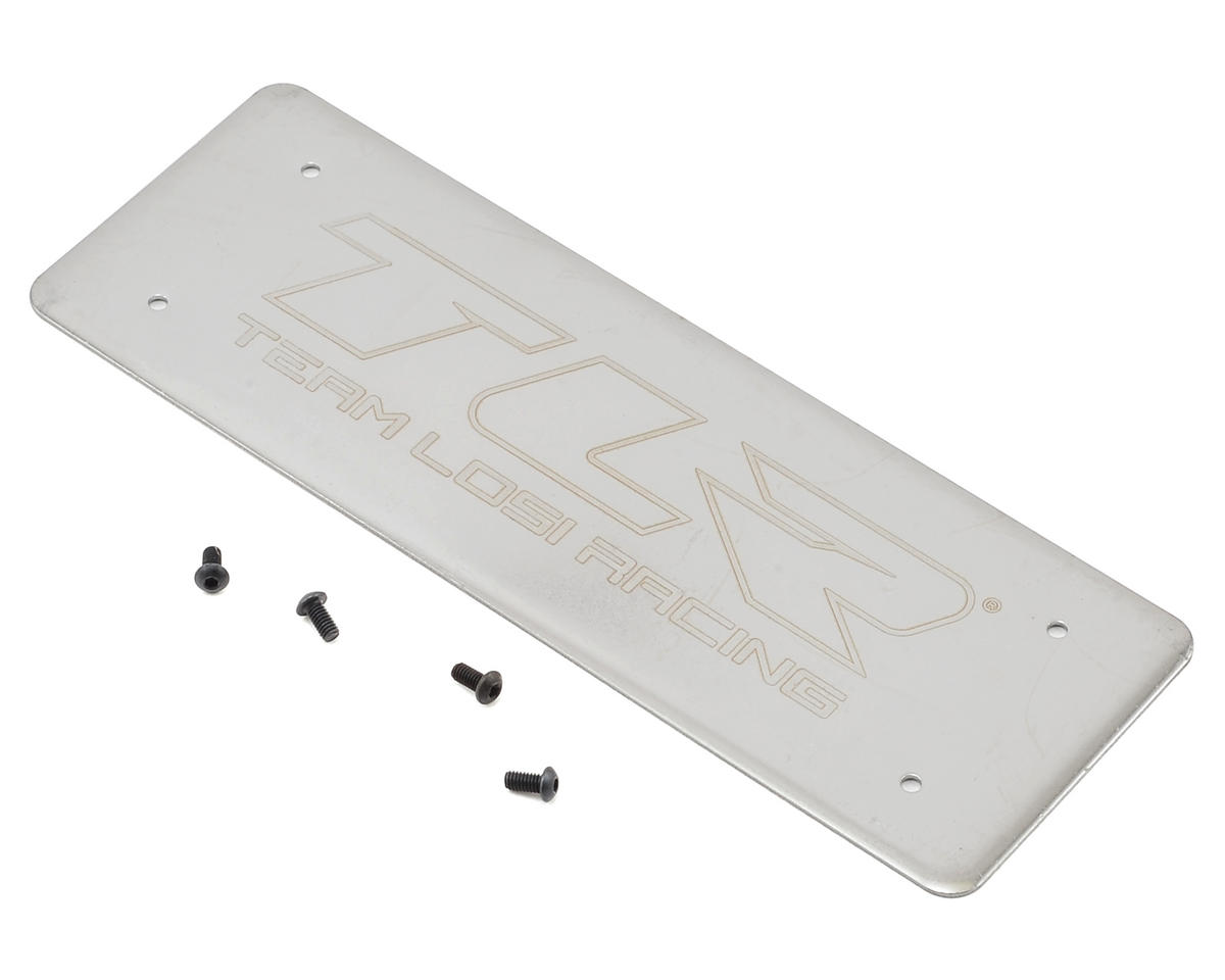 Team Losi Racing Battery Cover Heat Shield