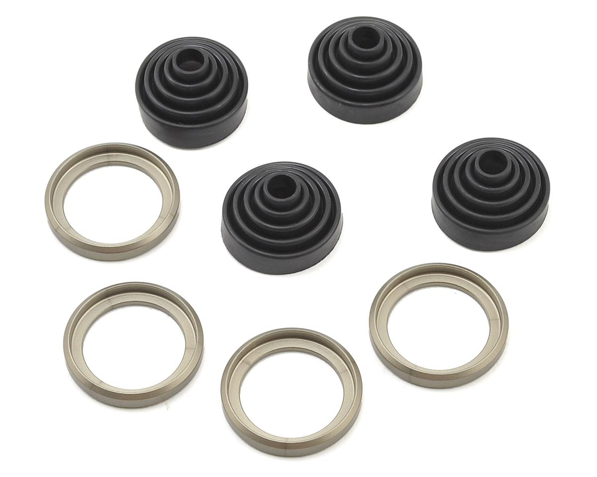 5IVE-B Axle Boot Set by Team Losi Racing