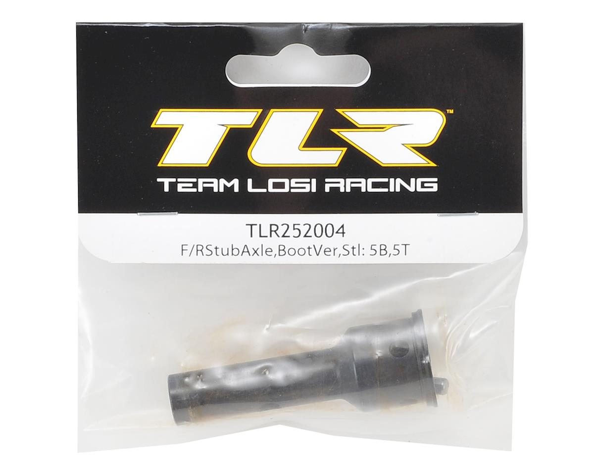 Team Losi Racing 5IVE-B Front/Rear Stub Axle