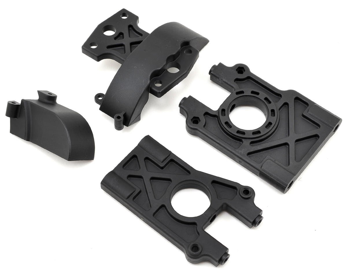 Team Losi Racing 5IVE Center Differential Mount Set