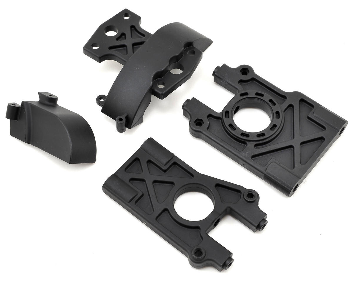 5IVE Center Differential Mount Set by Team Losi Racing