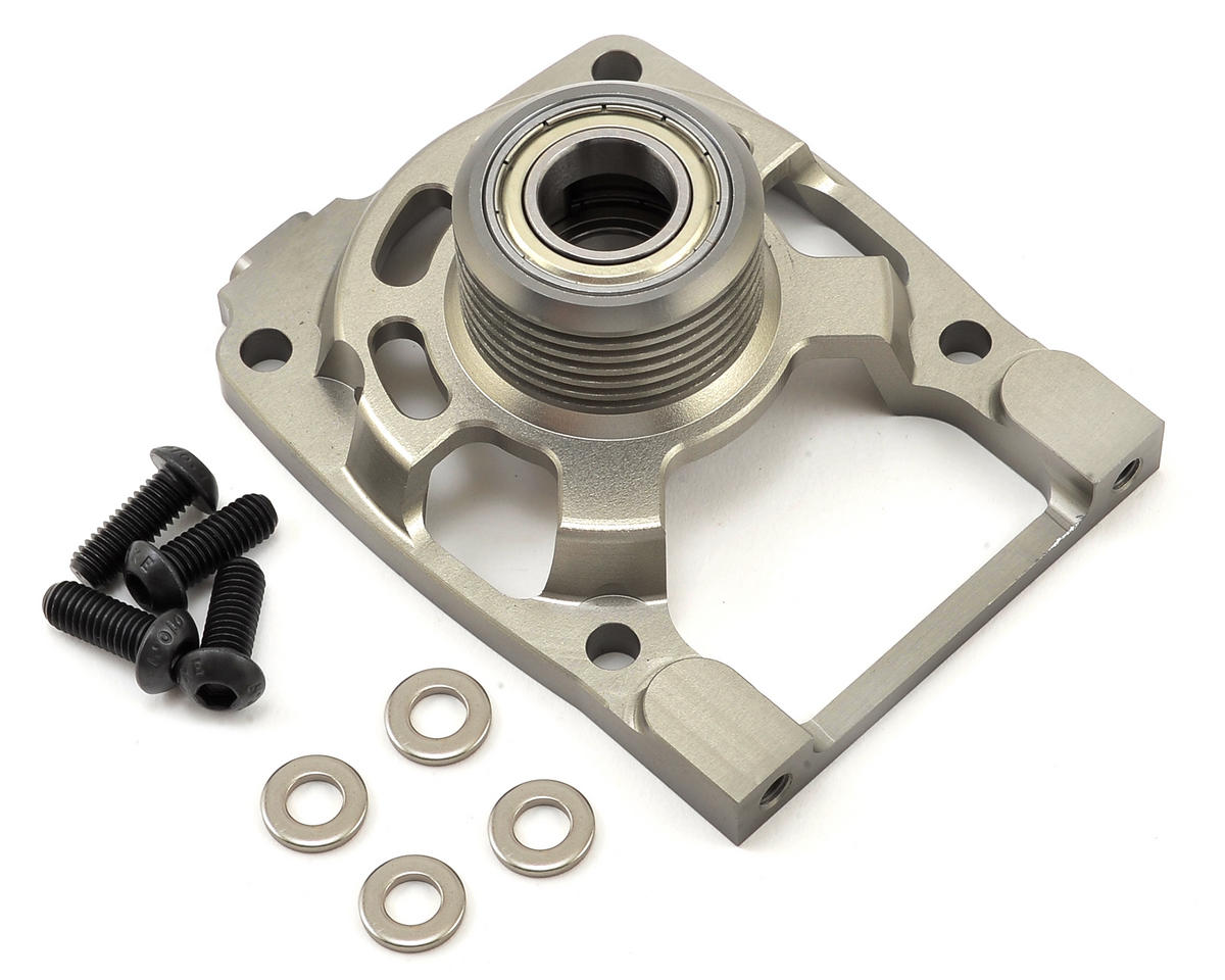 5IVE-B Aluminum Clutch Mount w/Bearing by Team Losi Racing
