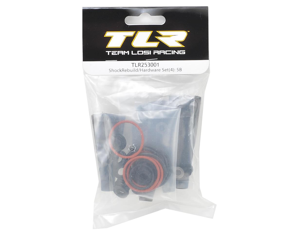 Team Losi Racing 5IVE-B Shock Rebuild Kit (4)
