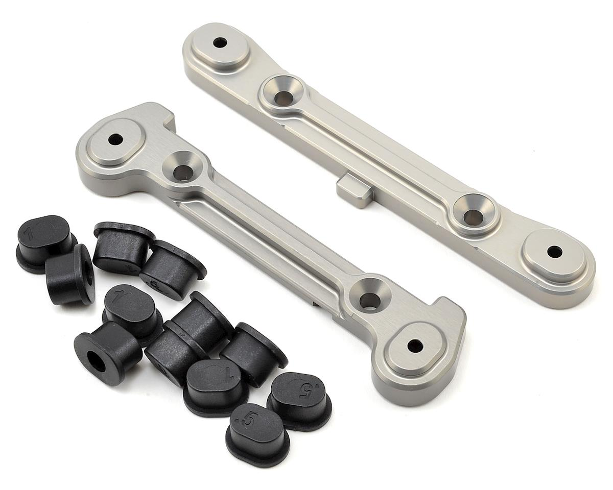 Team Losi 5IVE-B Racing Adjustable Rear Hinge Pin Brace Kit