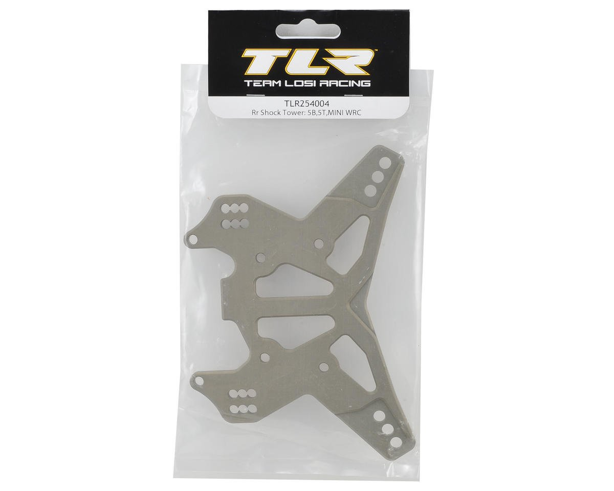 Team Losi Racing 5IVE-B Aluminum Rear Shock Tower