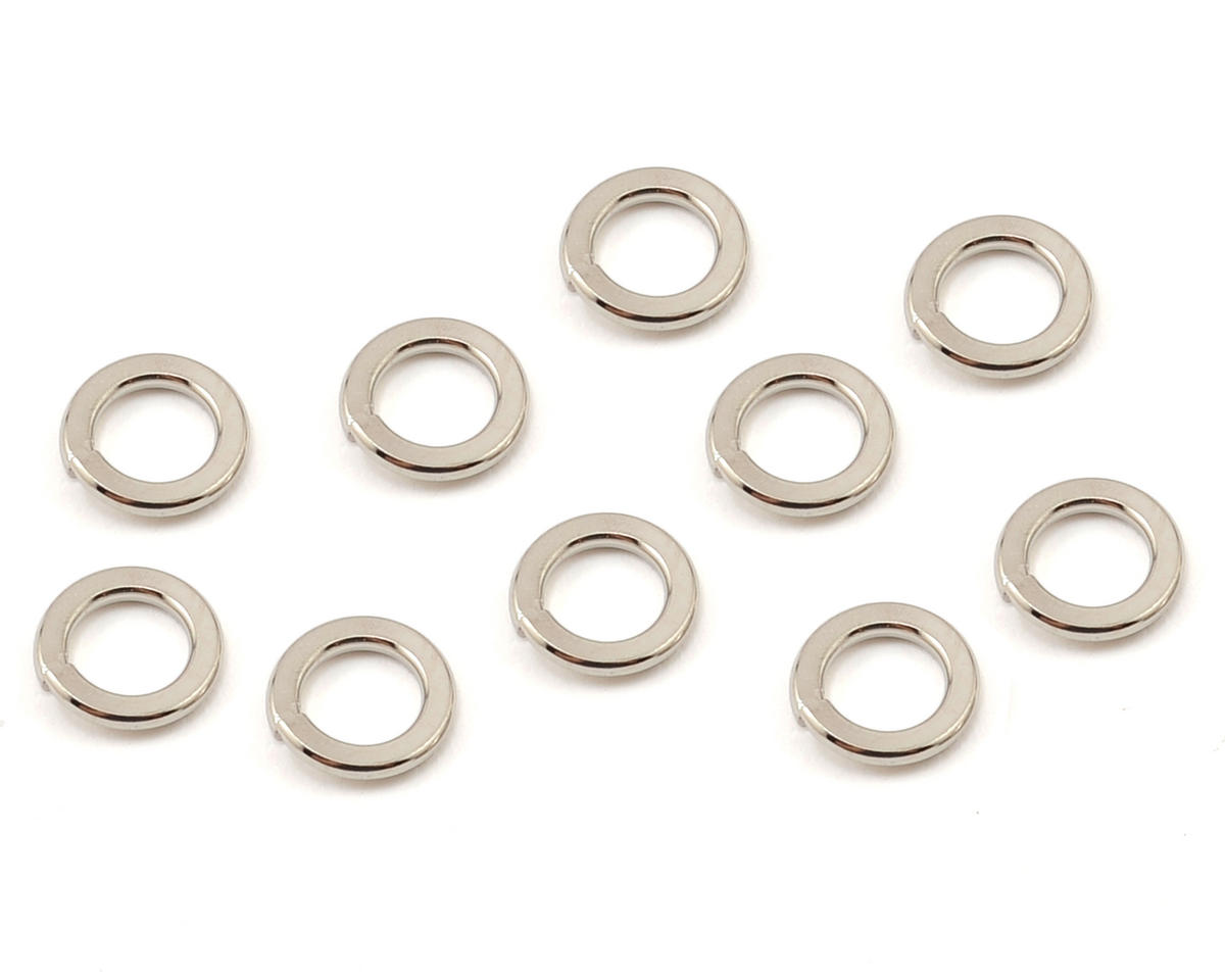 Team Losi Racing M5 Split Lock Washer (10)