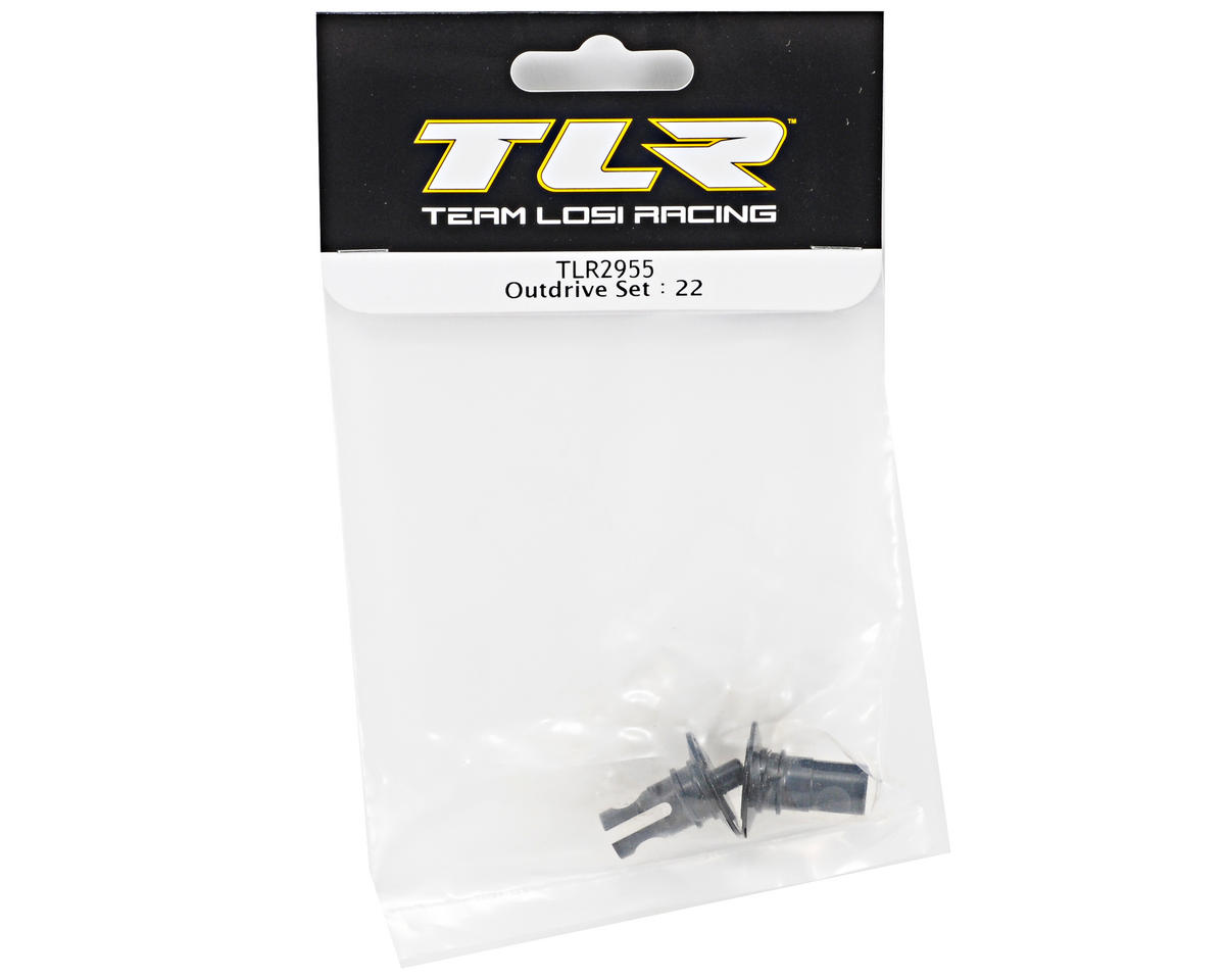 Outdrive Set (TLR 22) by Team Losi Racing