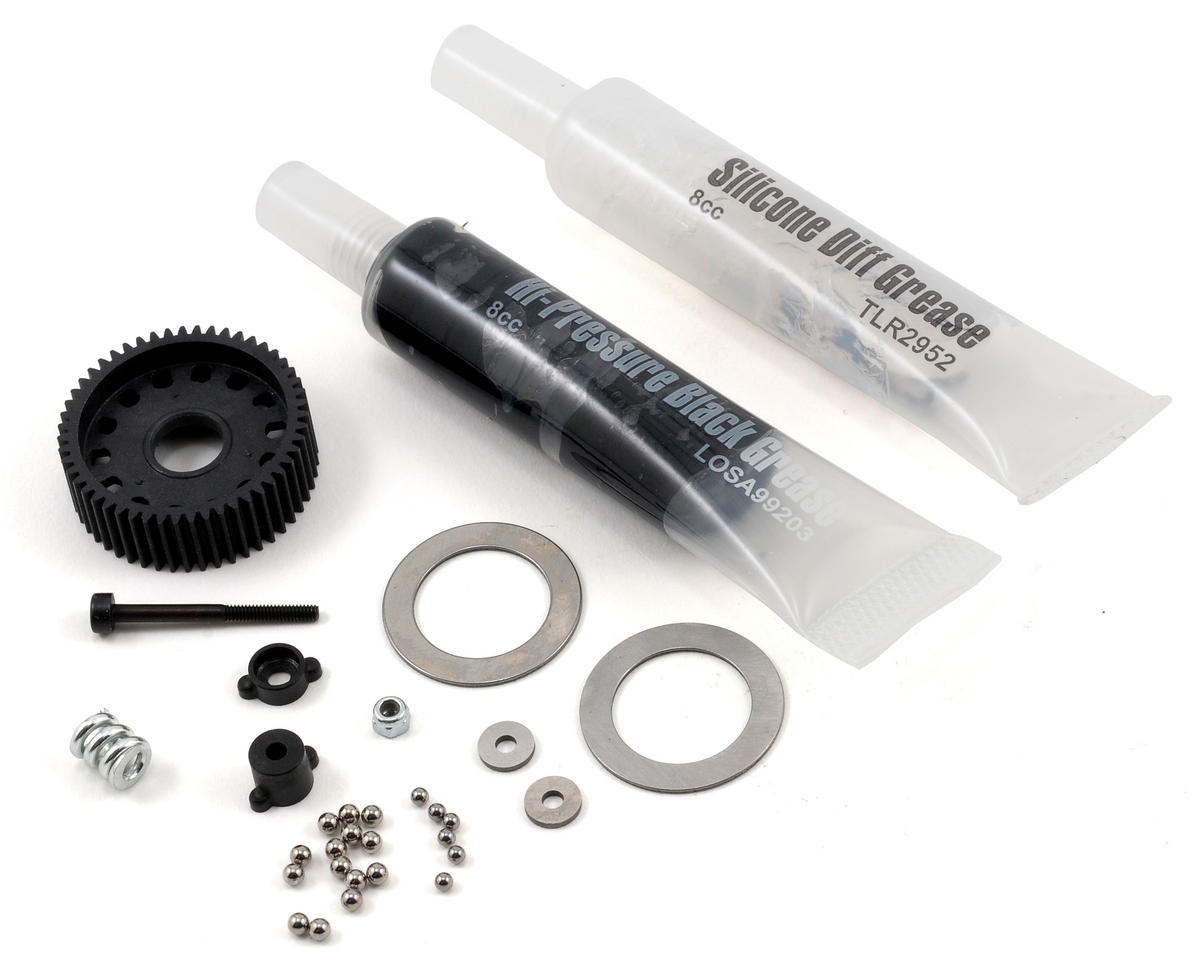 Team Losi Racing Differential Service Kit (TLR 22)