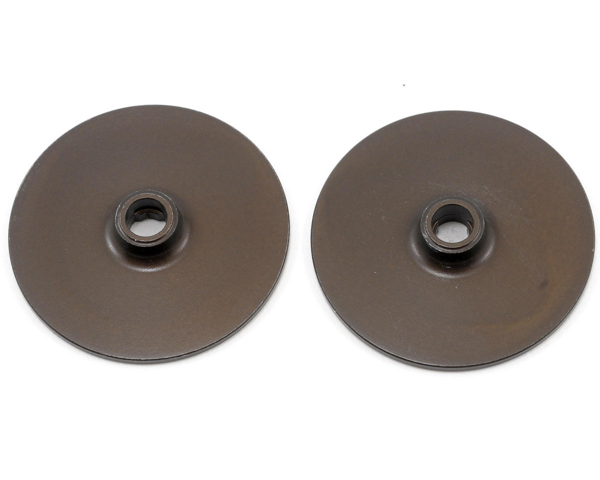 Team Losi Racing Slipper Plate Set (2) (TLR 22)
