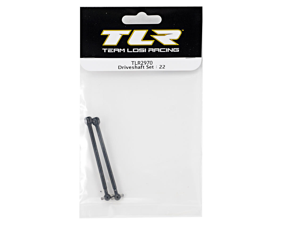 Team Losi Racing Driveshaft Set (TLR 22)