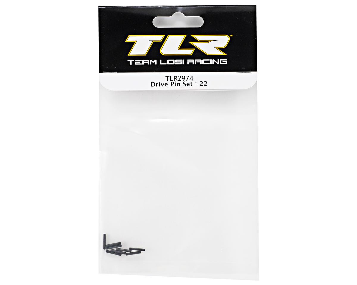 Team Losi Racing Drive Pin Set (TLR 22)