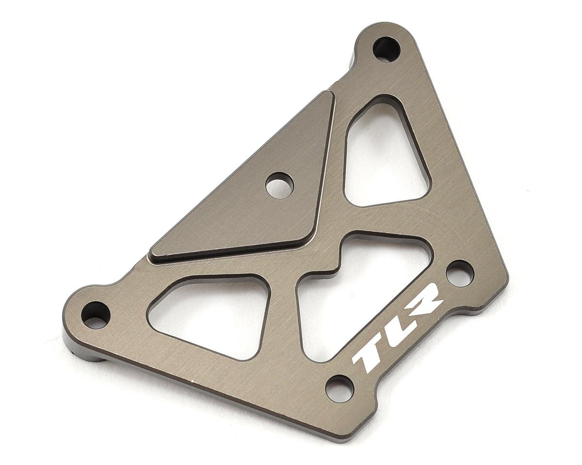 SCTE Aluminum Front Top Brace by Team Losi Racing