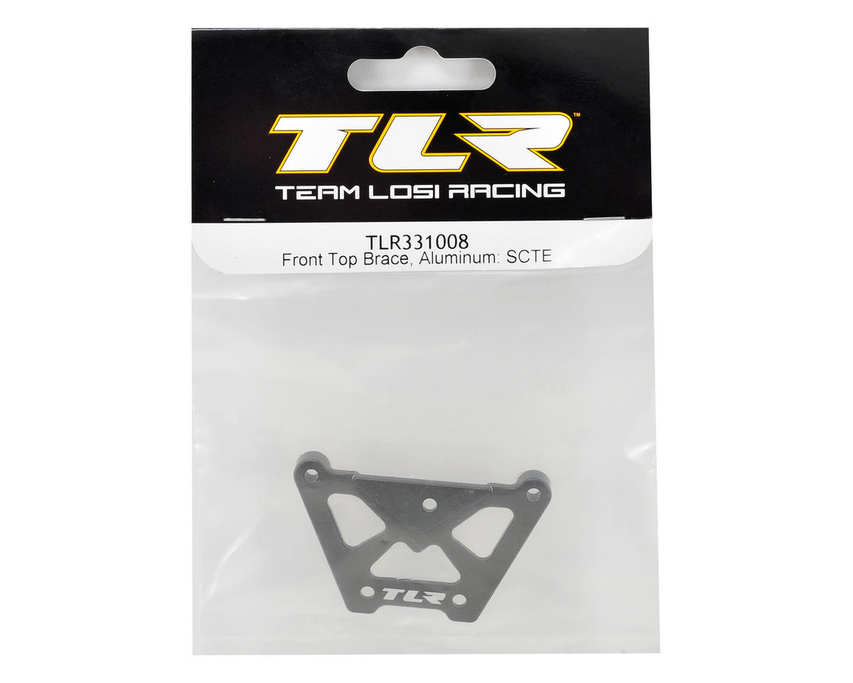 Team Losi Racing SCTE Aluminum Front Top Brace
