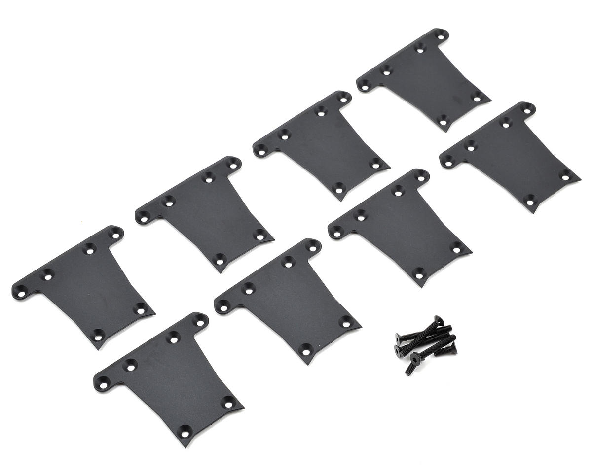 Team Losi Racing 22-4 Chassis Skid Plate (8)