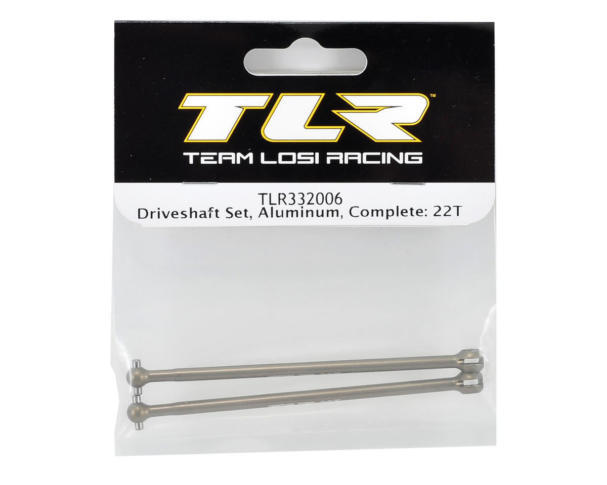 Team Losi Racing Aluminum Driveshaft (2)