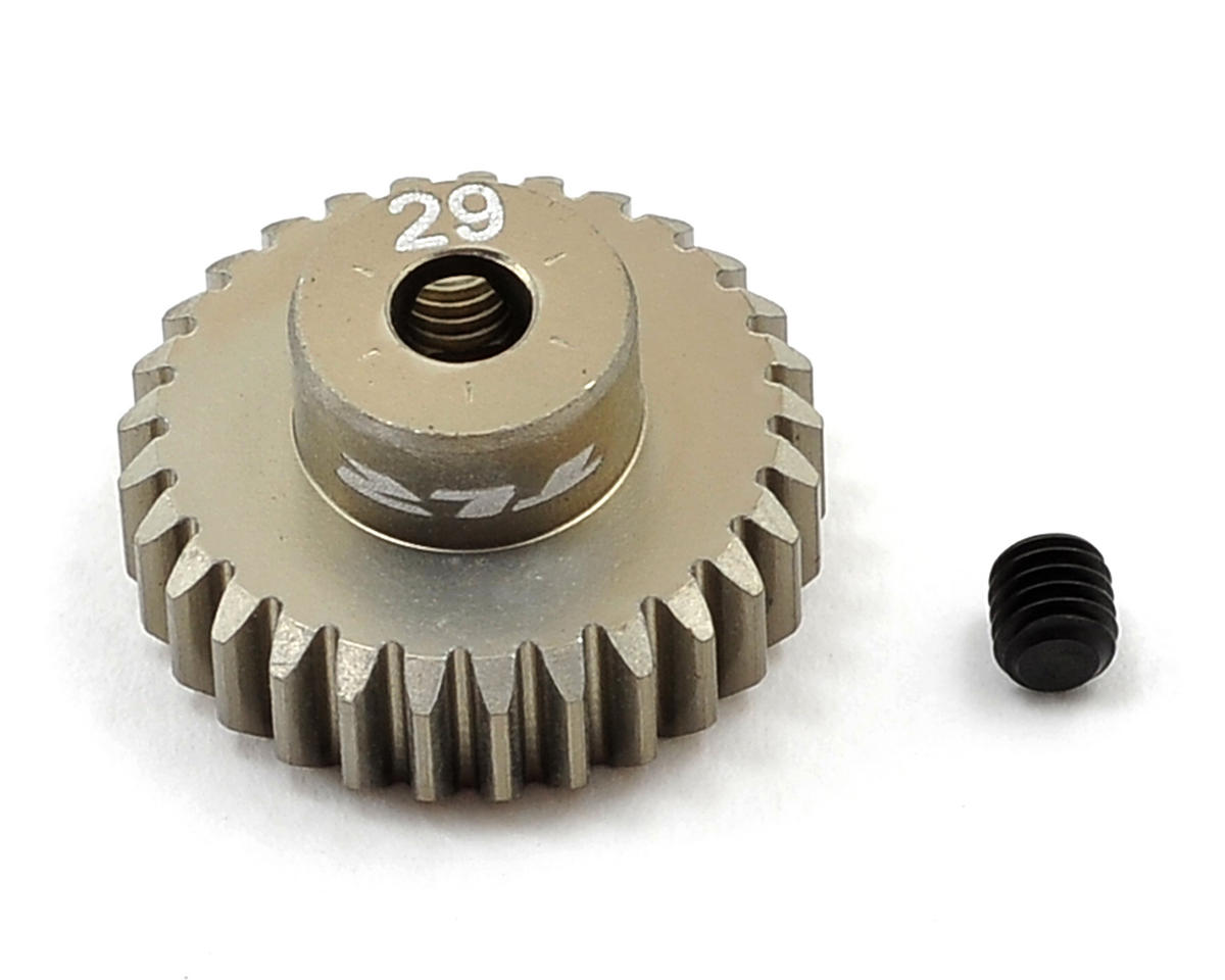 Team Losi Racing Aluminum 48P Pinion Gear (3.17mm Bore) (29T)