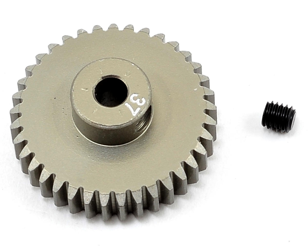 Team Losi Racing Aluminum 48P Pinion Gear (37T)