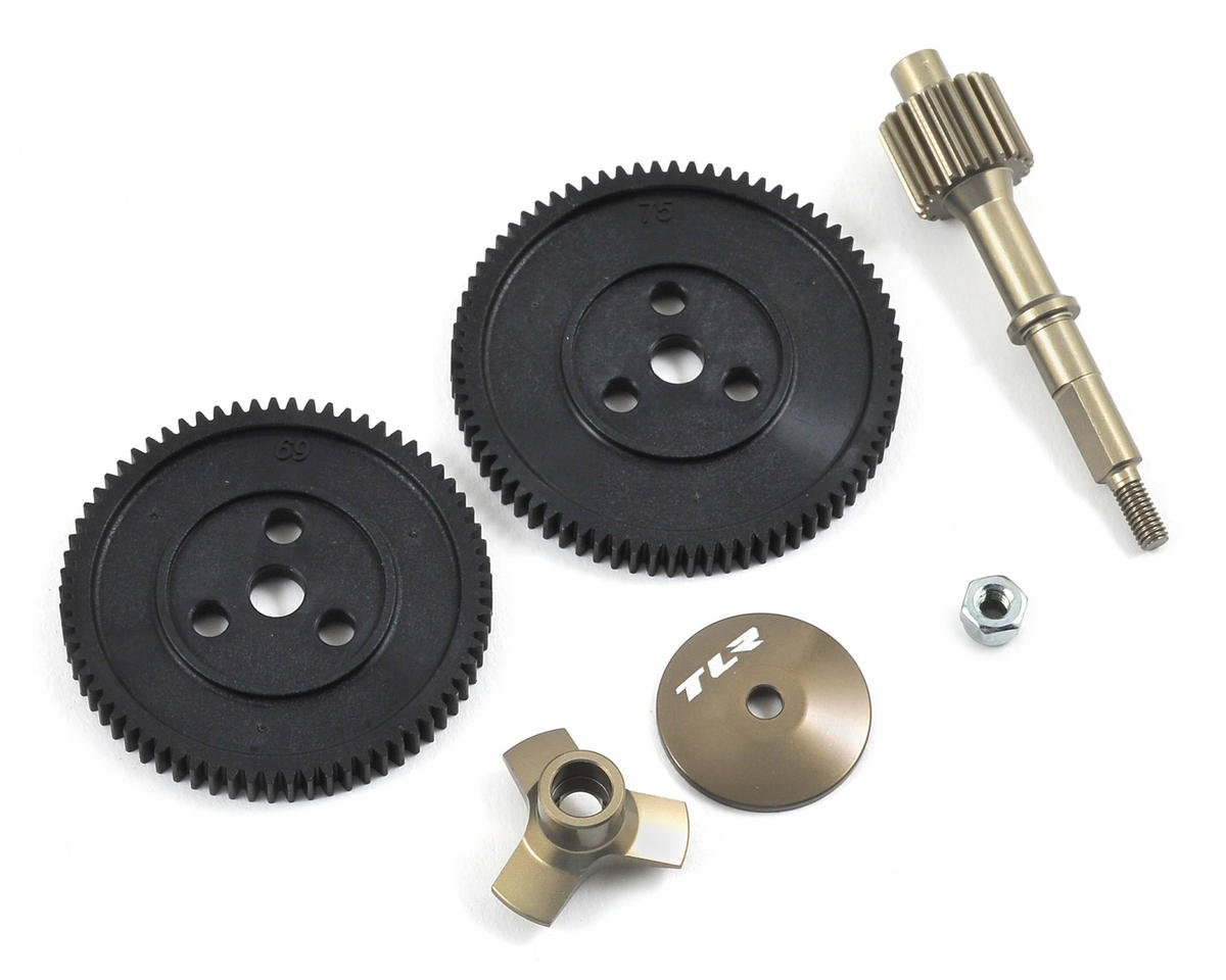 Team Losi 22 3.0 SPEC-Racer Racing Series Direct Drive System