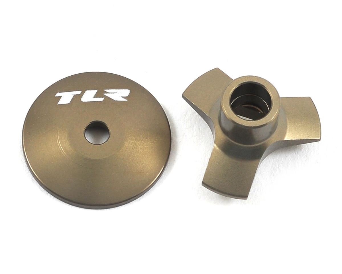 Direct Drive Aluminum Spur Hubs by Team Losi Racing