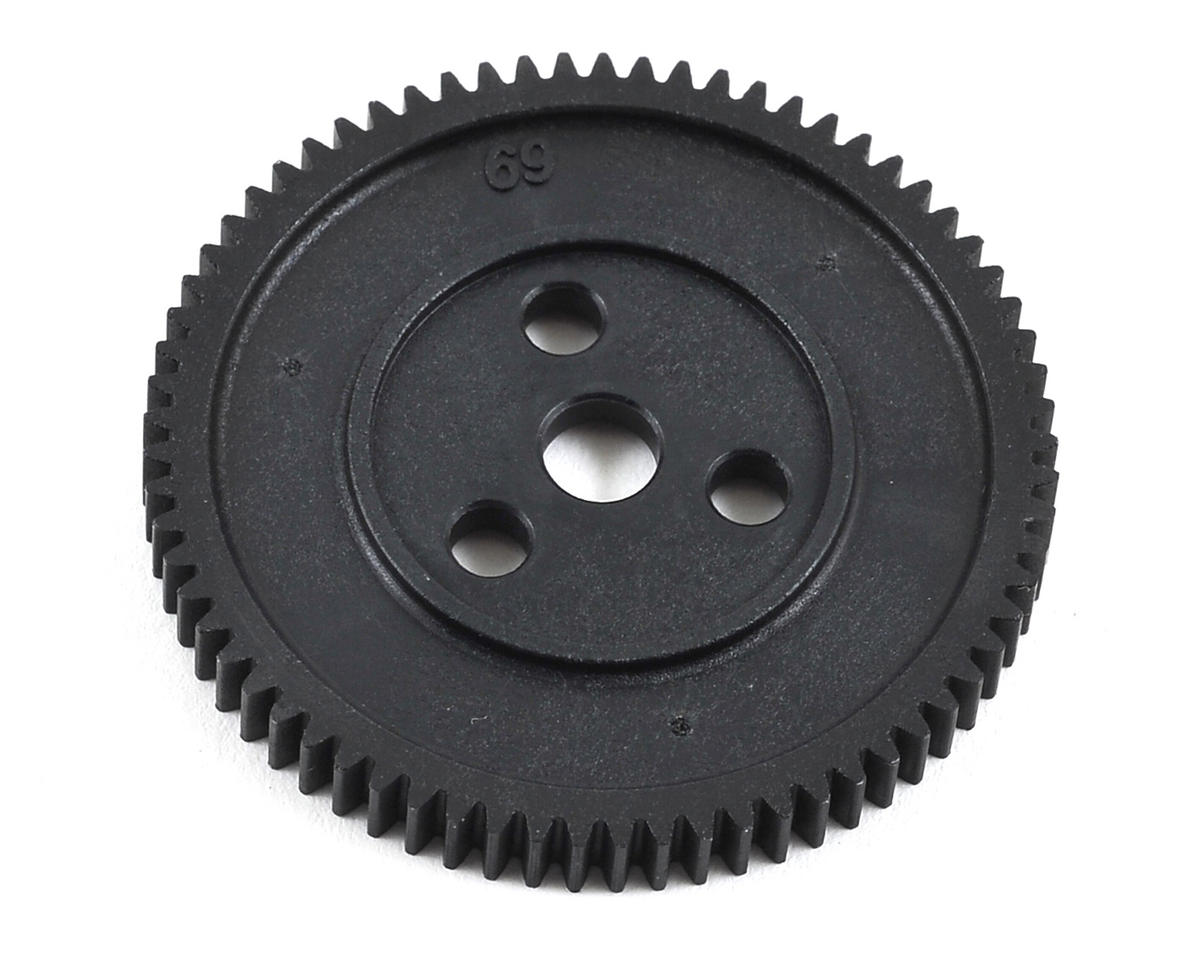 48P Direct Drive Spur Gear (69T) by Team Losi Racing