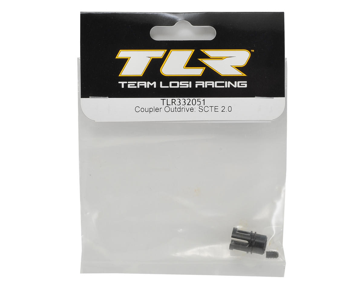 Team Losi Racing TEN-SCTE 2.0 Outdrive Coupler