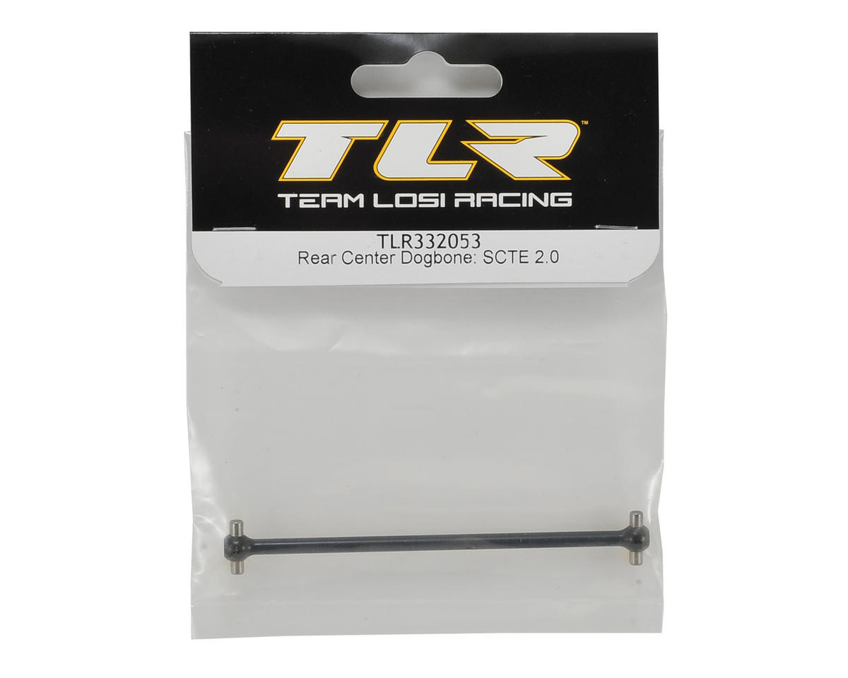 Team Losi Racing TEN-SCTE 2.0 Rear Center Dogbone