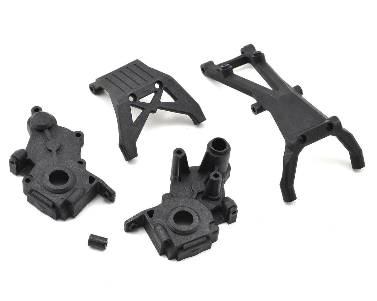 22 2.0 3-Gear Gearbox & Brace Set by Team Losi Racing